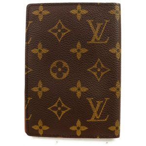Louis Vuitton Couverture Passeport Diary Cover